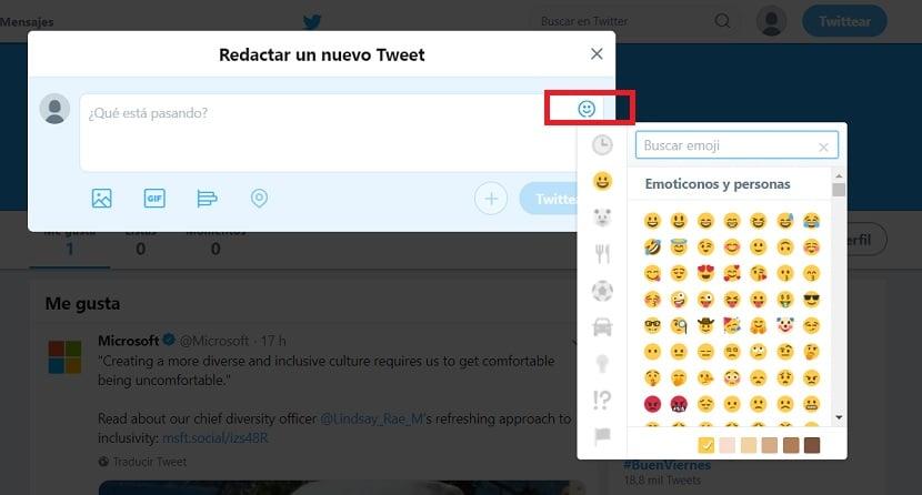 Emoticonos de Twitter