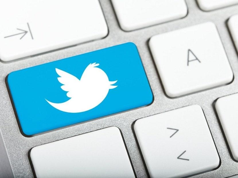 Atajos de teclado de Twitter